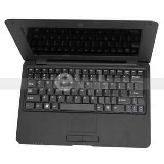 10 Mini Netbook Laptop VIA 8650 800Mhz 4GB Android 2.2 Wifi 256