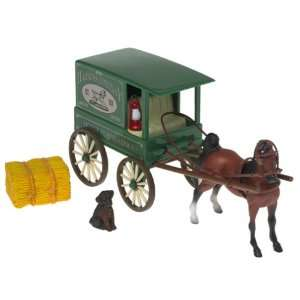 Breyer Delivery Wagon 5984 Toys & Games