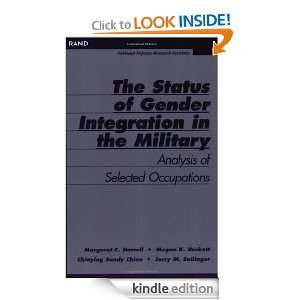 Status of Gender Integration in the Military Analysis of Selected