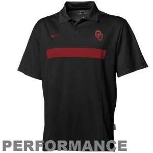 Nike Oklahoma Sooners Black 2011 Coaches Spread Option Performance