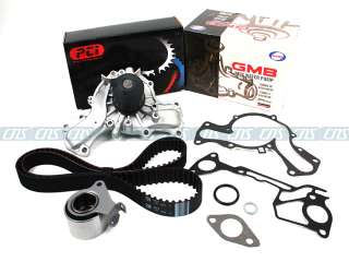 88 00 CHRYSLER DODGE PLYMOUTH 3.0L SOHC TIMING BELT KIT + WATER PUMP