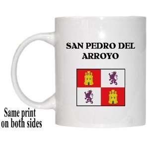 Castilla y Leon   SAN PEDRO DEL ARROYO Mug: Everything