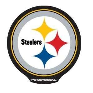 Pittsburgh Steelers Die Cut Decal Power Decal Sports