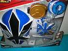 Samurai Ranger Training Gear Samurai Power Rangers NISP