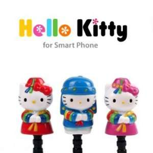Sanrio Hello Kitty Korea Limited Earphone Jack Accessory