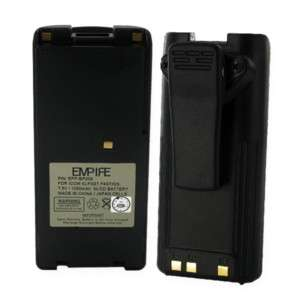 Two Way Radio Battery ICOM IC F3GT F4GT F21 F21S BP209