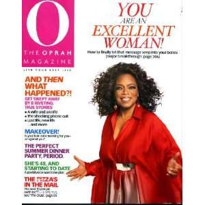Summer Dinner Party, Dr. Phil, Suze Orman Oprah Winfrey Books