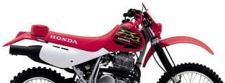 HONDA XR 600 R Red Seat Cover XR600 (1988 2001) XR600R