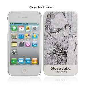 High Quality Steve Jobs Hard Case Skin Cover for iPhone 4 and iPhone