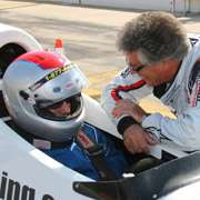 Racing Experience Drive a Mario Andretti INDY Race Car