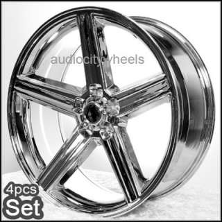 22 inch Iroc Wheels Chevy S10 Elcamino,Camaro 5Lug Rims