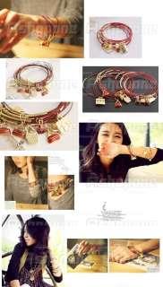 Fashion Bohemia Style Multi layer Small Bags 12 Set Bracelet Bangles