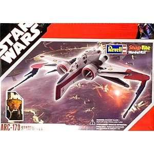 Star Wars ARC 170 Starfighter Snap by Revell Toys & Games