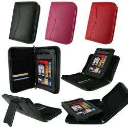 Kindle Fire Executive Portfolio Leather Case Cover