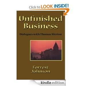 Unfinished Business Forrest Johnson  Kindle Store