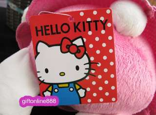 12 Hello Kitty soft fill doll plush toy rose KT D15M