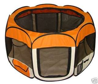 As Seen On TV Pet Dog Cat Tent Playpen Exercise Play Pen Soft Crate