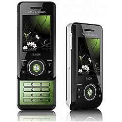 Sony S500i Black GSM Unlocked Cell Phone