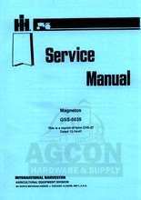 Farmall Magneto Service Manual F12 F14 F20 F30 100 130