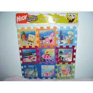 Nickelodeon Spongebob Squarepants Play Mat Toys & Games