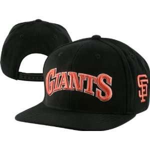 San Francisco Giants Second Skin Snapback Adjustable Hat