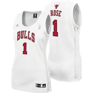 Derrick Rose White adidas Revolution 30 Replica Chicago