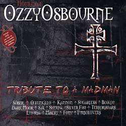 Various Artists   Homenaje A Ozzy Osbourne Tribute To A Madman