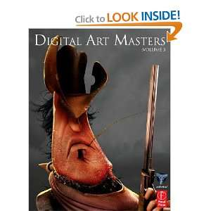 Digital Art Masters, Vol. 3: 3DTotal 9780240811116: