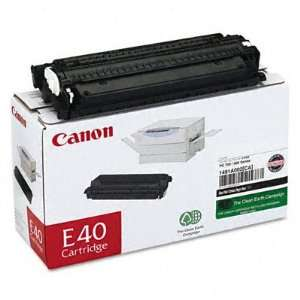 ~~ CANON USA COPIERS ~~ E 40 Laser Cartridge, Black