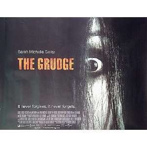 THE GRUDGE ORIGINAL MOVIE POSTER: Home & Kitchen
