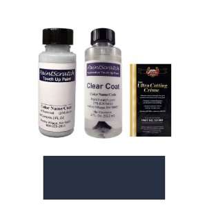 Steel Blue Paint Bottle Kit for 2012 Mercedes Benz Sprinter (389/5389