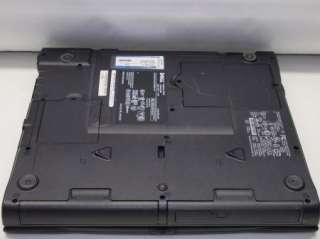 Dell Latitude C840 Model PP01X Laptop