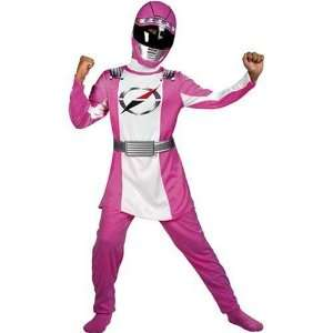 Pink Power Rangers Child Costume (Child 7 8) Toys & Games