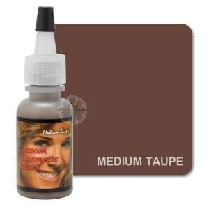 Medium Taupe EYEBROW Permanent Makeup Pigment Cosmetic Tattoo
