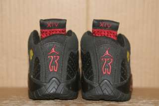 SAMPLE 1 of 1 Promo NIKE Air JORDAN 14 XIV Retro Shoe III XI BABY Boy