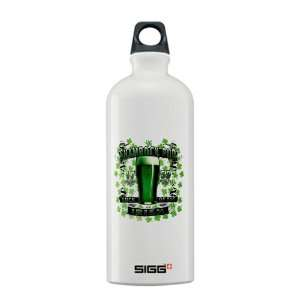 Sigg Water Bottle 0.6L Shamrock Pub Luck of the Irish 1759