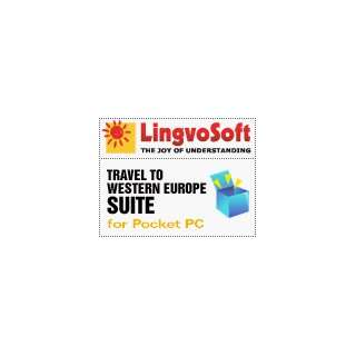 LingvoSoft Travel to Western Europe software Suite for