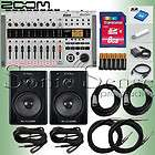 zoom r24 r 24 multi track recorder digital interface authorized