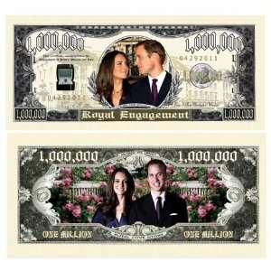 Prince William & Kate Middleton Royal Dollar (50/$14.99