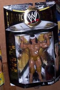 WWE CLASSIC SUPERSTARS 3 JIMMY SUPERFLY SNUKA FIGURE