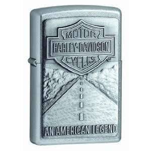 Zippo   Harley Davidson American Legend Lighter Health