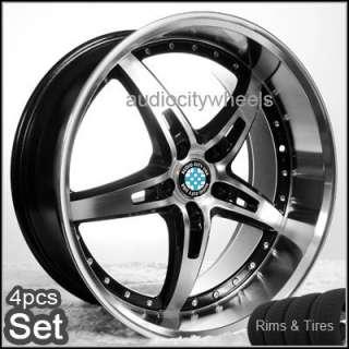 Wheels and Tires PKG BMW 3 5 series M3 M5 Rims wheel rim tire e46 e60