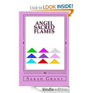 Angel Sacred Flames: Sarah Grant:  Kindle Store