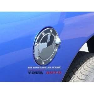 2002 2008 Dodge Ram Chrome Gas Door Cover Automotive