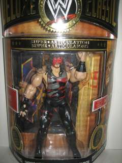 WWE KANE wrestling figure Classic Superstars DELUXE lot of 1 RARE toy