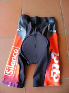 New SILENCE Lotto Team Cycling Set Jersey Shorts XL