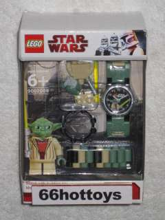 LEGO STAR WARS Yoda Watch NEW