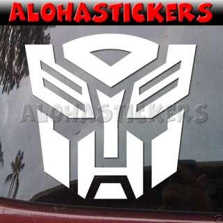 TRANSFORMERS AUTOBOT Vinyl Decal Car Truck Sticker M123