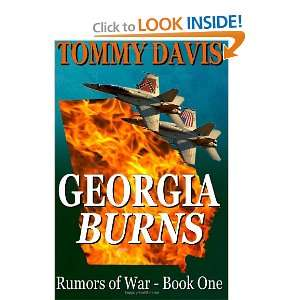 Georgia Burns: Book I of the new series Rumors of War