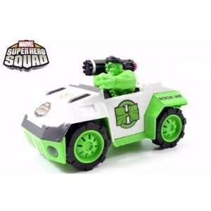 Jada Marvel Super Hero Squad 5.5 Inches Hulk Toys & Games
